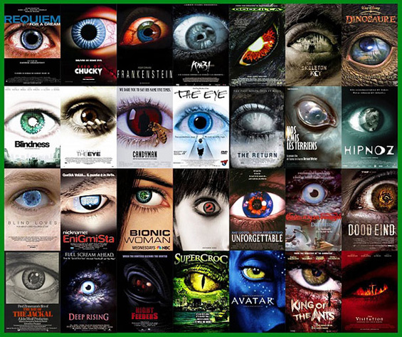 Клише филмски постери