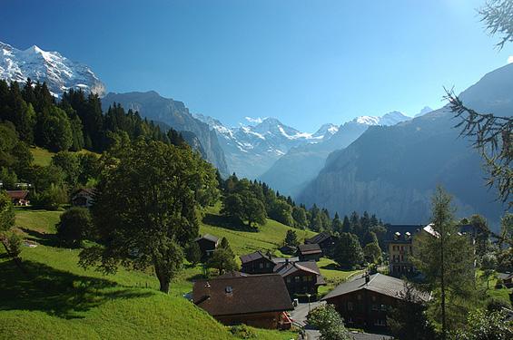 Европски села кои ќе ви го одземат здивот