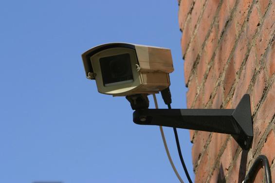 Безбедносните камери од еден поинаков агол