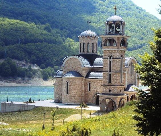 Места за душевен мир - Маврово и Св. Јован Бигорски