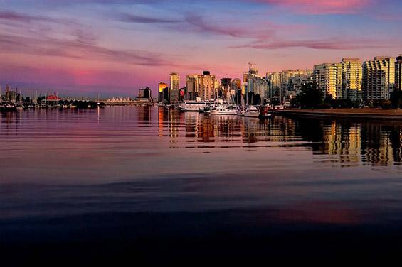 Канада во досега невидено светло