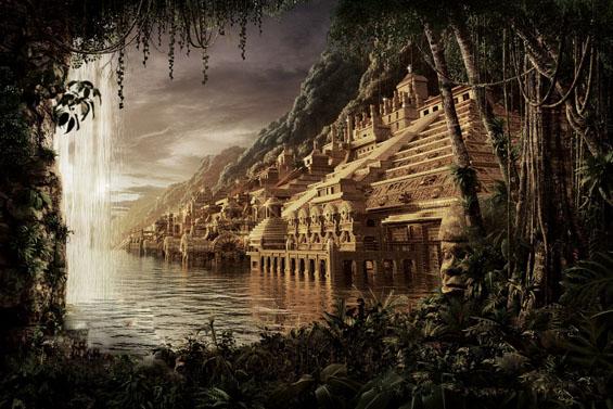 Десетте изгубени светови и цивилизации