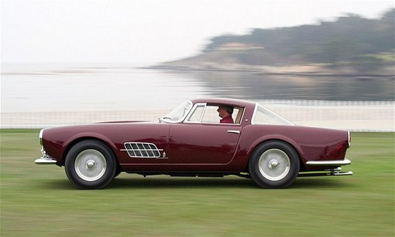 Трансформацијата на Ферари низ годините
