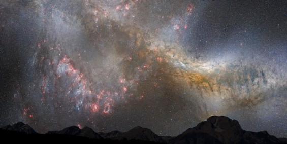 Промените на ноќното небо во наредните 7 милијарди години