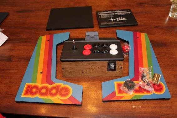Флипер со Ајпад - играчка за враќање во детството
