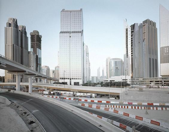 Фантастичниот Дубаи тотално напуштен
