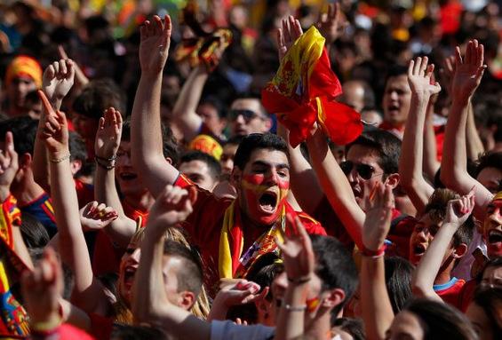 Навивачко шаренило на ЕУРО 2012