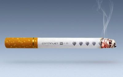 Супер Марио во мисија против пушењето