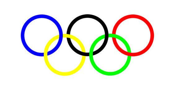 100 години Олимписко лого