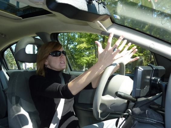 Запознајте го агресивниот возач