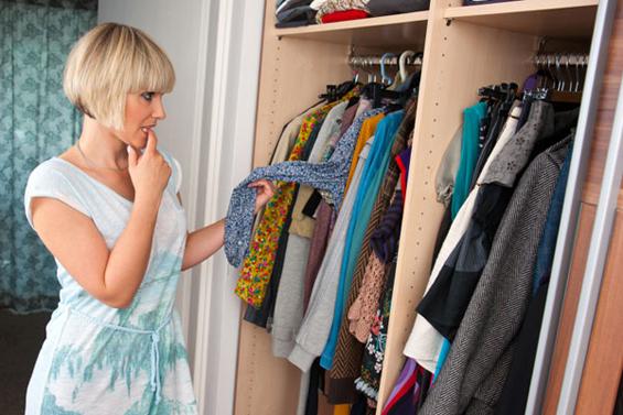 Како да се облекувате за да изгледате послабо