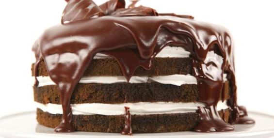 """Торта со """"Бејлис"""""""