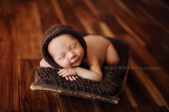 Бебиња во земјата на слатките соништа