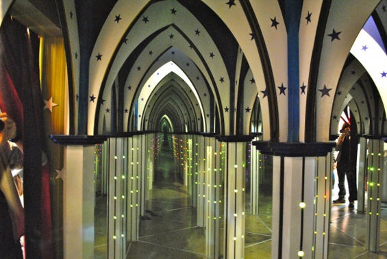 Музејот на оптичките илузии во Јужна Кореја