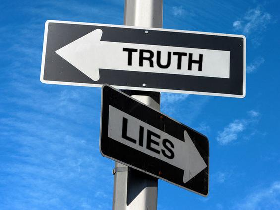 Зошто не можете да откриете дали ве лажат?