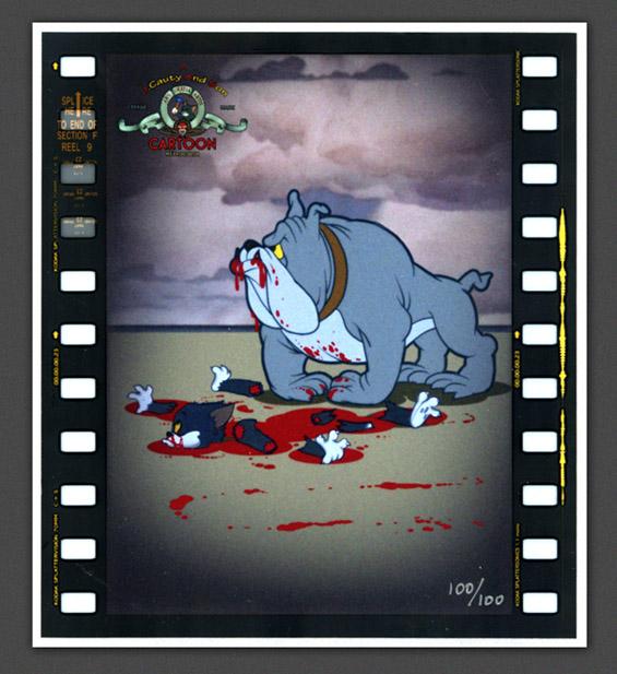 Крвави верзии на цртаните од детството