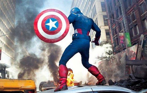 The Avengers (Одмаздниците)