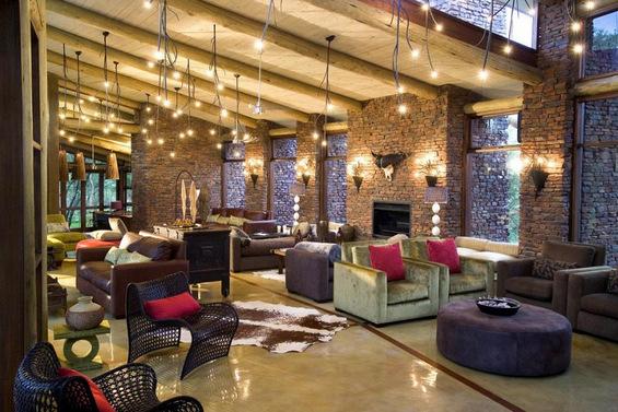 Луксузен сафари хотел во Јужна Африка