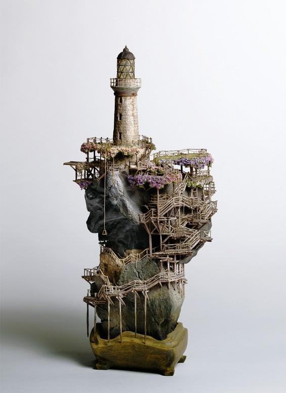 Неверојатни минијатурни скулптури кои ќе ве остават без зборови