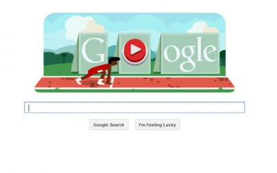 Играта со атлетичарот на Гугл го зарази цел интернет