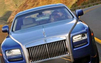 """Најбрзото купе на Ролс Ројс """"Ghost"""""""
