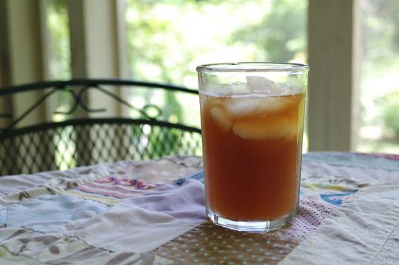 Леден чај Арнолд Палмер