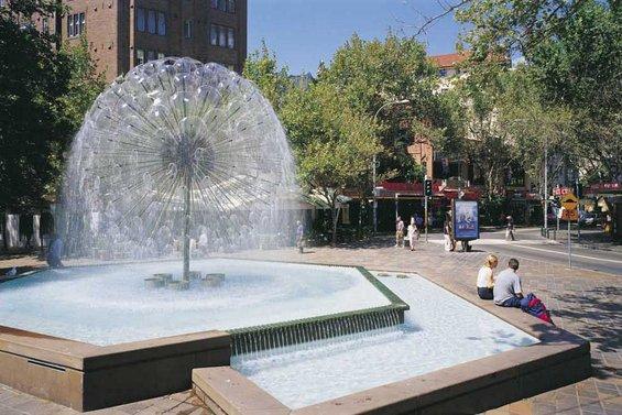 Најпознатите фонтани во светот