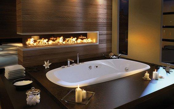 Необични модерни бањи