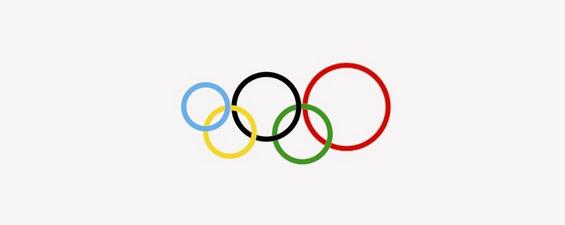 Глобалните проблеми прикажани преку олимписките кругови