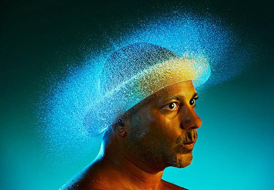 Водени перики на ќелави глави