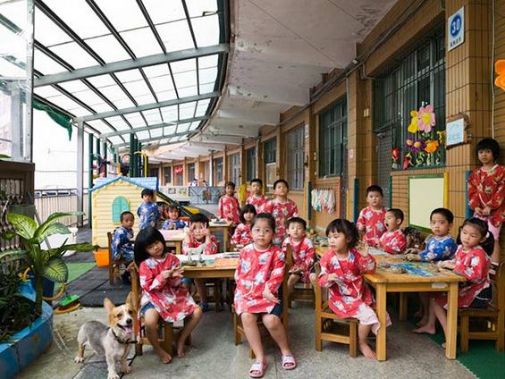 Поглед во училниците ширум светот
