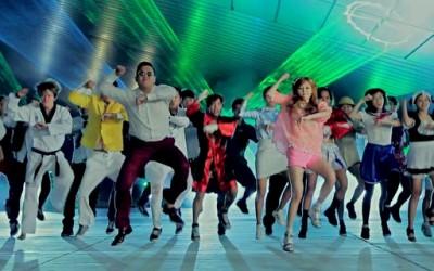"""Gangnam style"" го освои и Њујорк"
