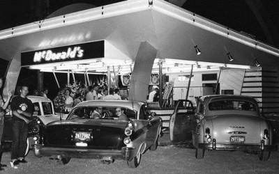 """Првиот ресторан на """"Мекдоналдс"""" во светот"""