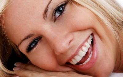 Свежо овошје за бели заби