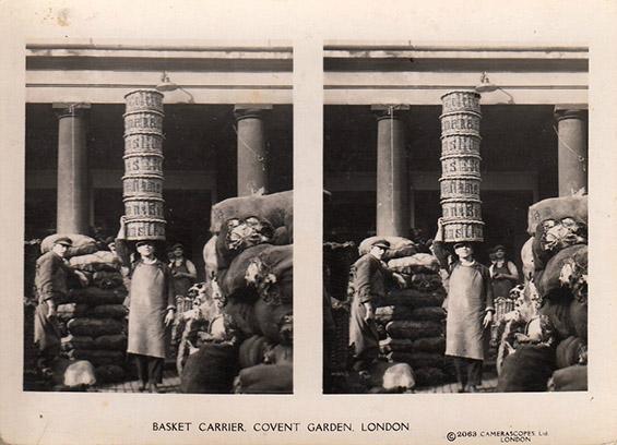 Светот во 3Д преку фотографии направени во 20-тите