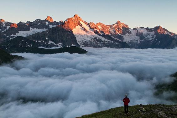 Мир на швајцарските планини