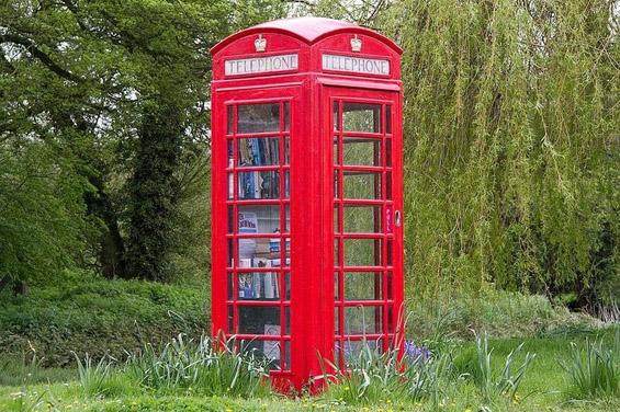 Што се случува со култните британски црвени говорници?
