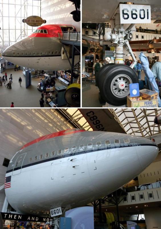 5 креативно рециклирани авиони