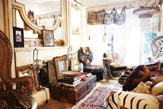 (1) Разиграниот бохо стил во вашиот дом