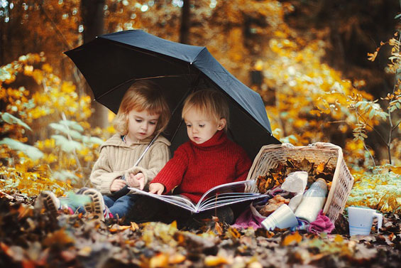 Нежни фотографии со дечиња