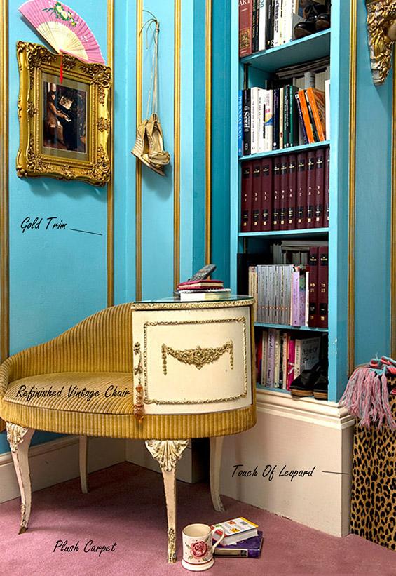 Прекрасен апартман за модерна Марија Антоанета