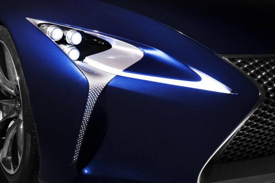 Автомобил инспириран од скапоцен камен