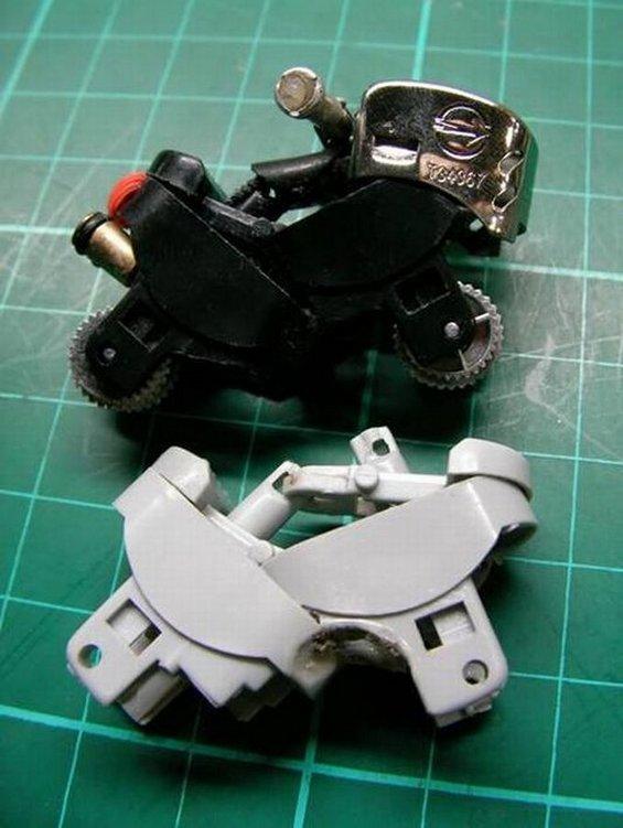 Како да ја претворите вашата запалка во мини мотор