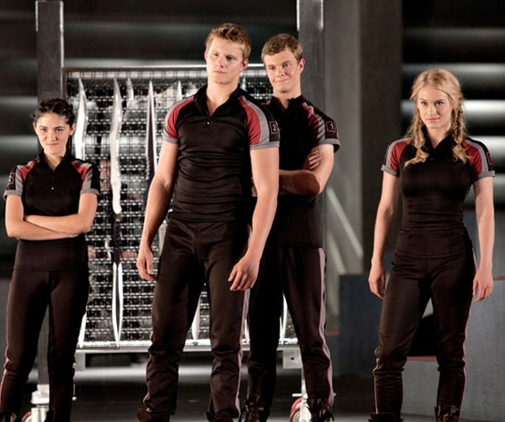 Филм: Игри на гладните (The Hunger Games)