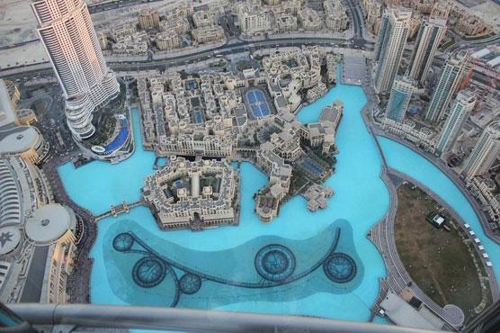 Фонтаната на Дубаи – најголемата танцувачка фонтана во светот