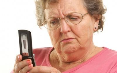 Технологија за стари луѓе