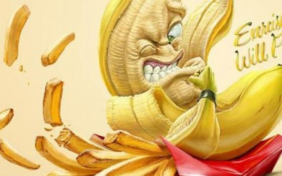 """Илустрации кои ќе ве мотивираат да им кажете """"не"""" на брзата храна и на мрзеливоста"""