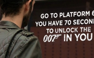 Имате 70 секунди да го отклучите 007 во вас!