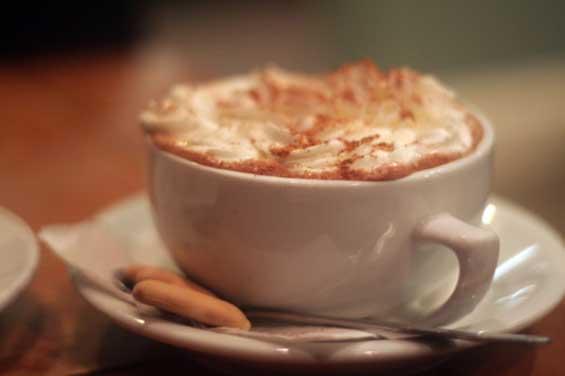 Чоколадно кофеинско изненадување