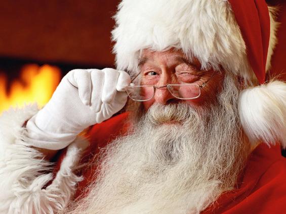Како Дедо Мраз може да ги достави сите подароци во една ноќ?